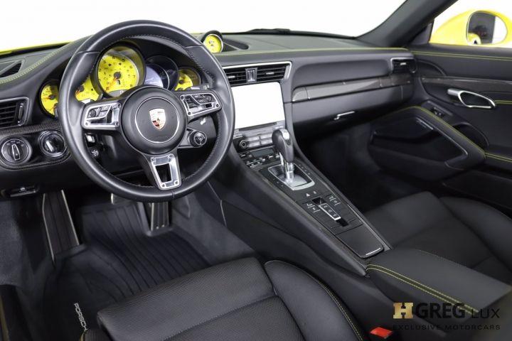 2017 Porsche 911 Turbo S #1