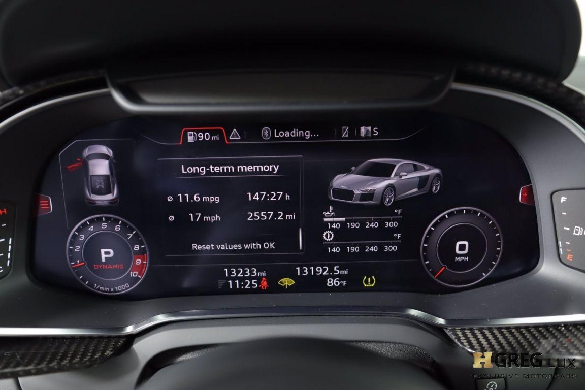 2018 Audi R8 Coupe V10 #43