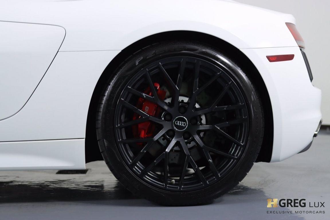 2018 Audi R8 Coupe V10 #25