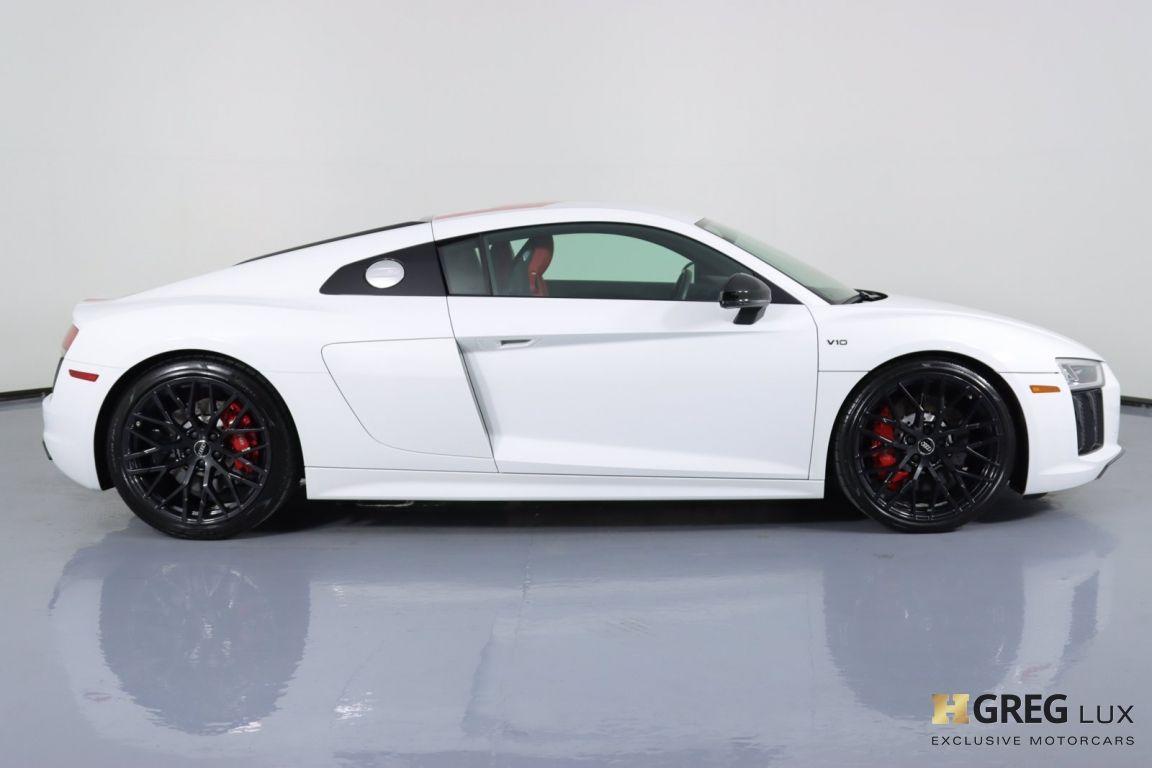 2018 Audi R8 Coupe V10 #10