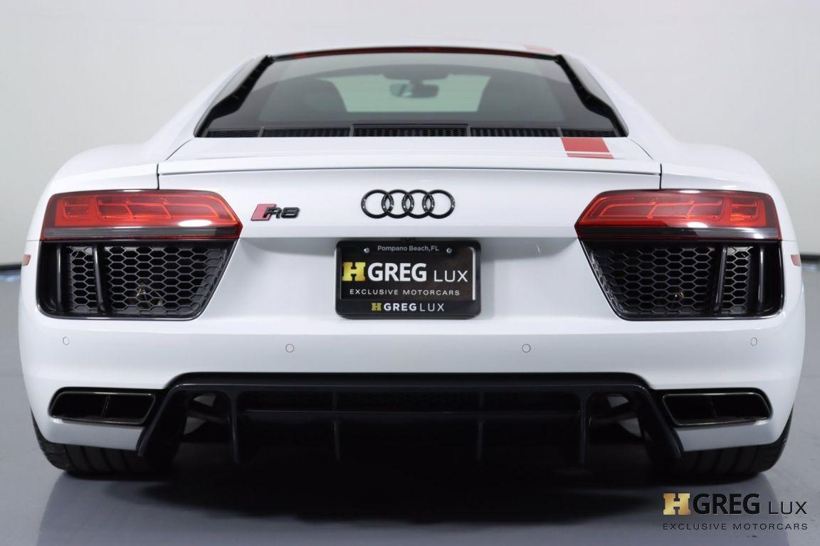 2018 Audi R8 Coupe V10 #16