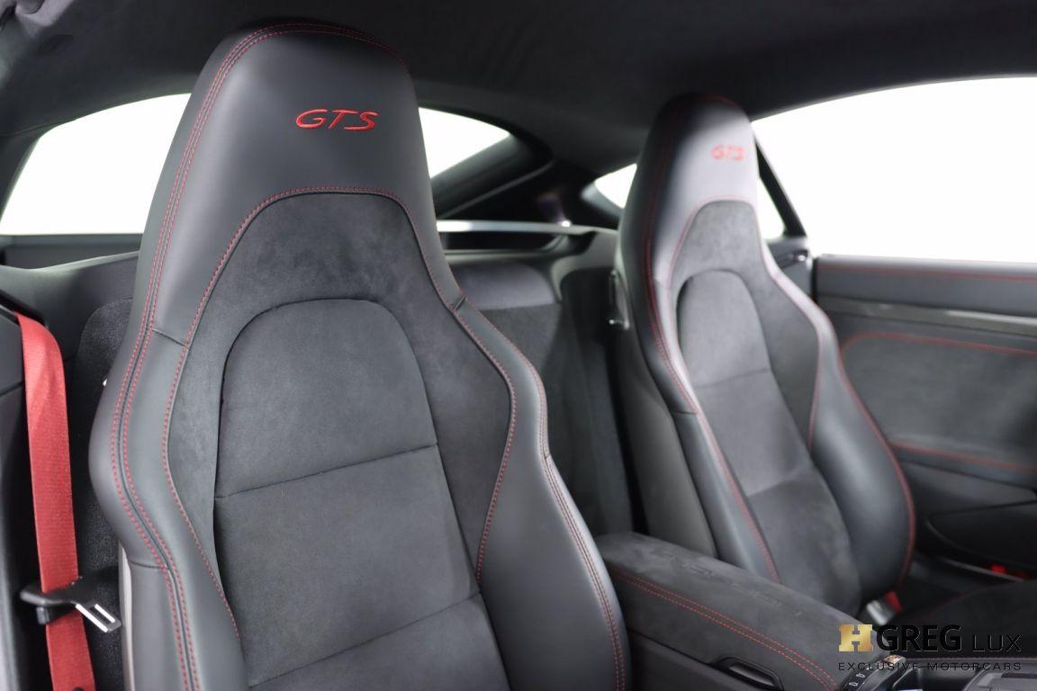 2018 Porsche 718 Cayman GTS #31