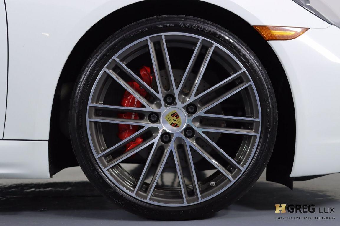 2018 Porsche 718 Cayman GTS #12