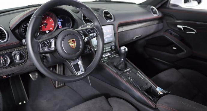 2018 Porsche 718 Cayman GTS #1