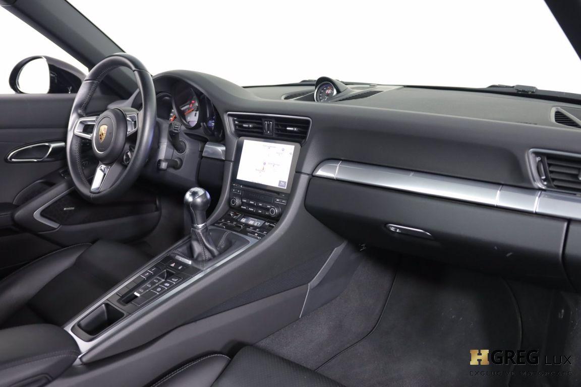2017 Porsche 911 Carrera S #47