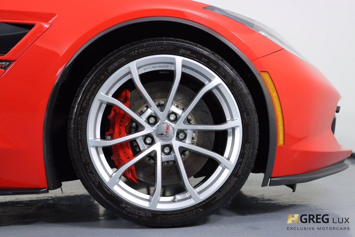 2019 Chevrolet Corvette Grand Sport 2LT #12