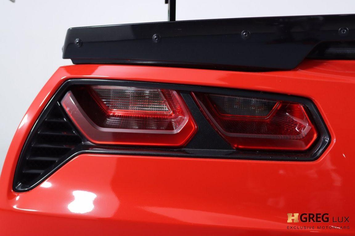 2019 Chevrolet Corvette Grand Sport 2LT #20
