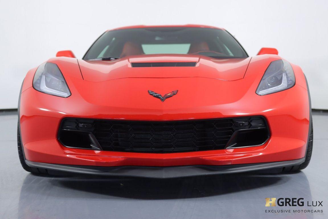 2019 Chevrolet Corvette Grand Sport 2LT #4