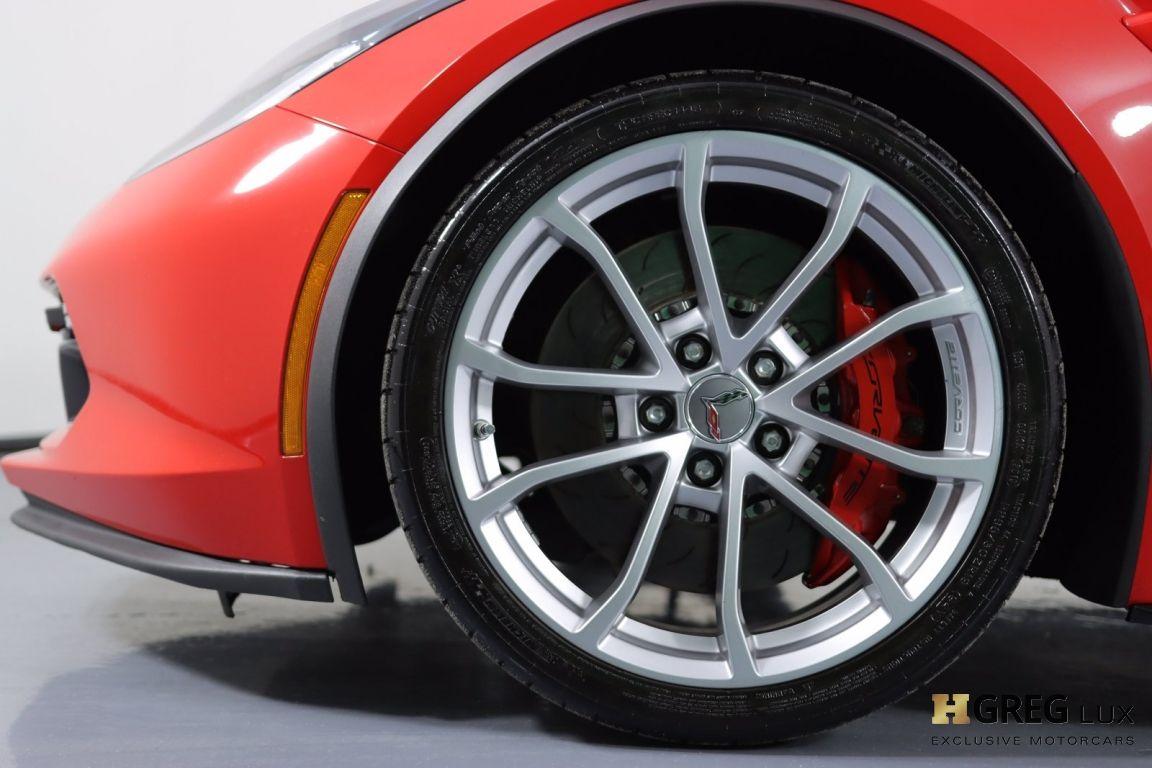 2019 Chevrolet Corvette Grand Sport 2LT #25