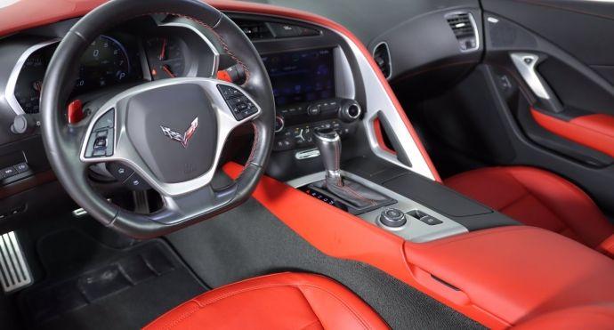 2019 Chevrolet Corvette Grand Sport 2LT #1