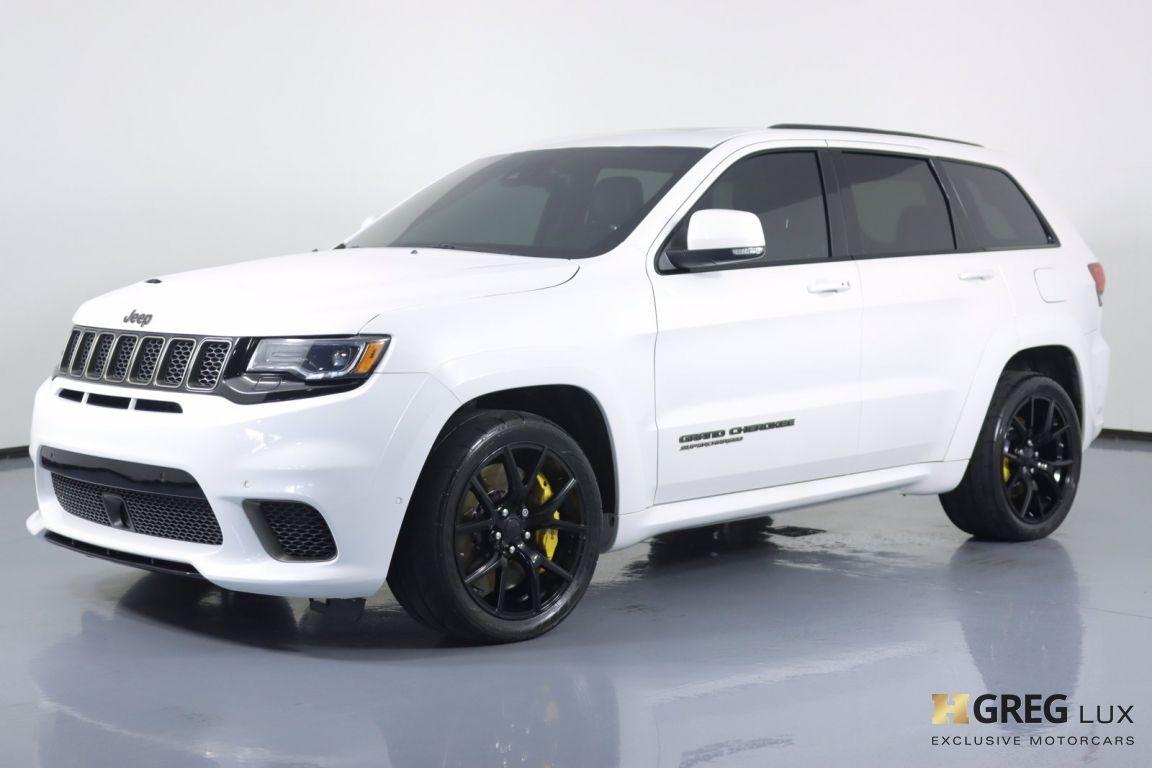 2018 Jeep Grand Cherokee Trackhawk #28