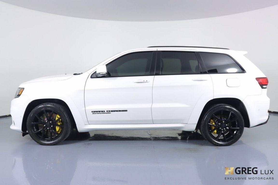 2018 Jeep Grand Cherokee Trackhawk #23