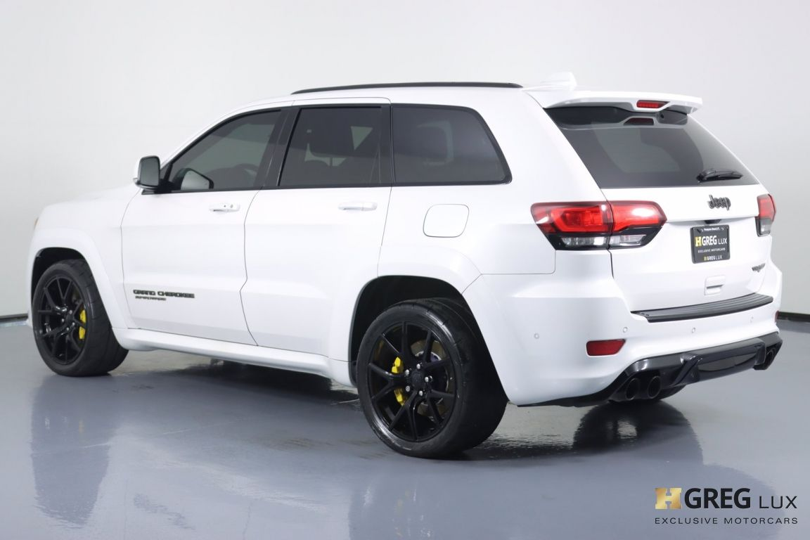 2018 Jeep Grand Cherokee Trackhawk #22