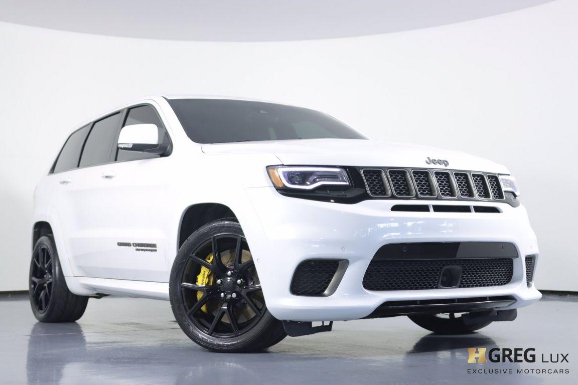 2018 Jeep Grand Cherokee Trackhawk #29