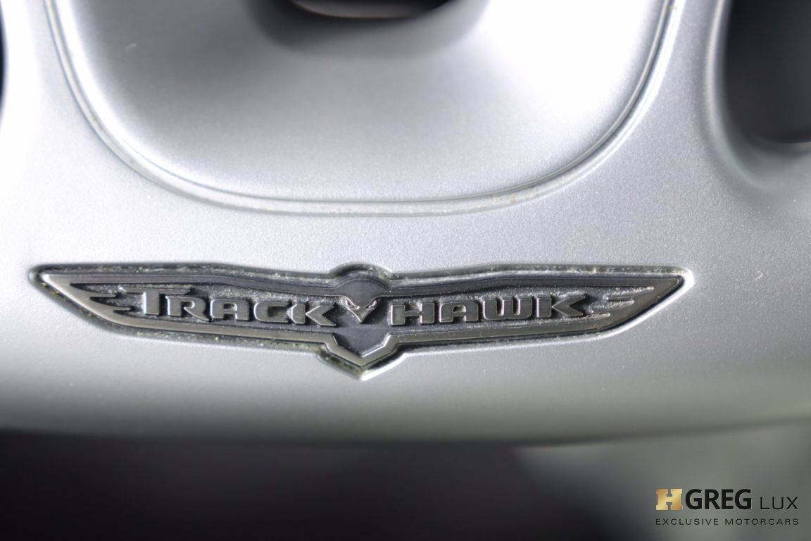 2018 Jeep Grand Cherokee Trackhawk #54