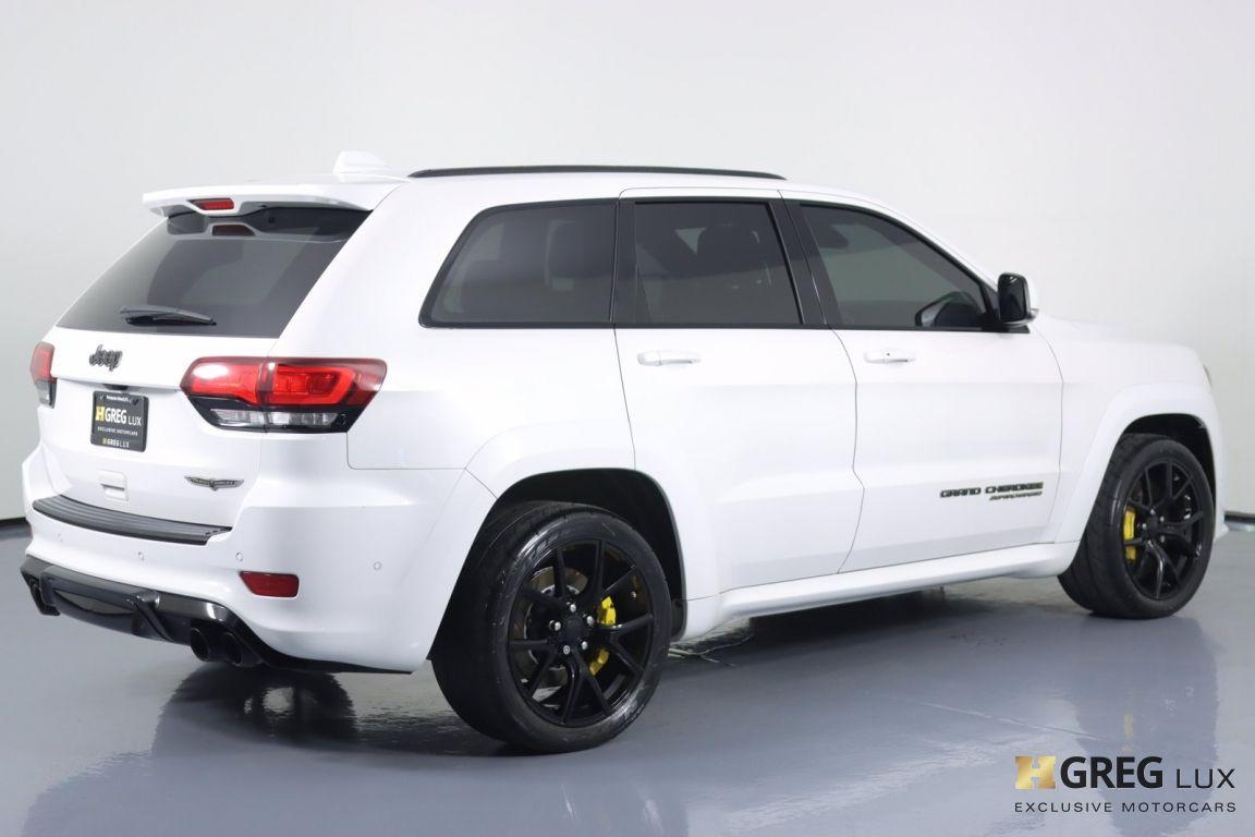 2018 Jeep Grand Cherokee Trackhawk #16