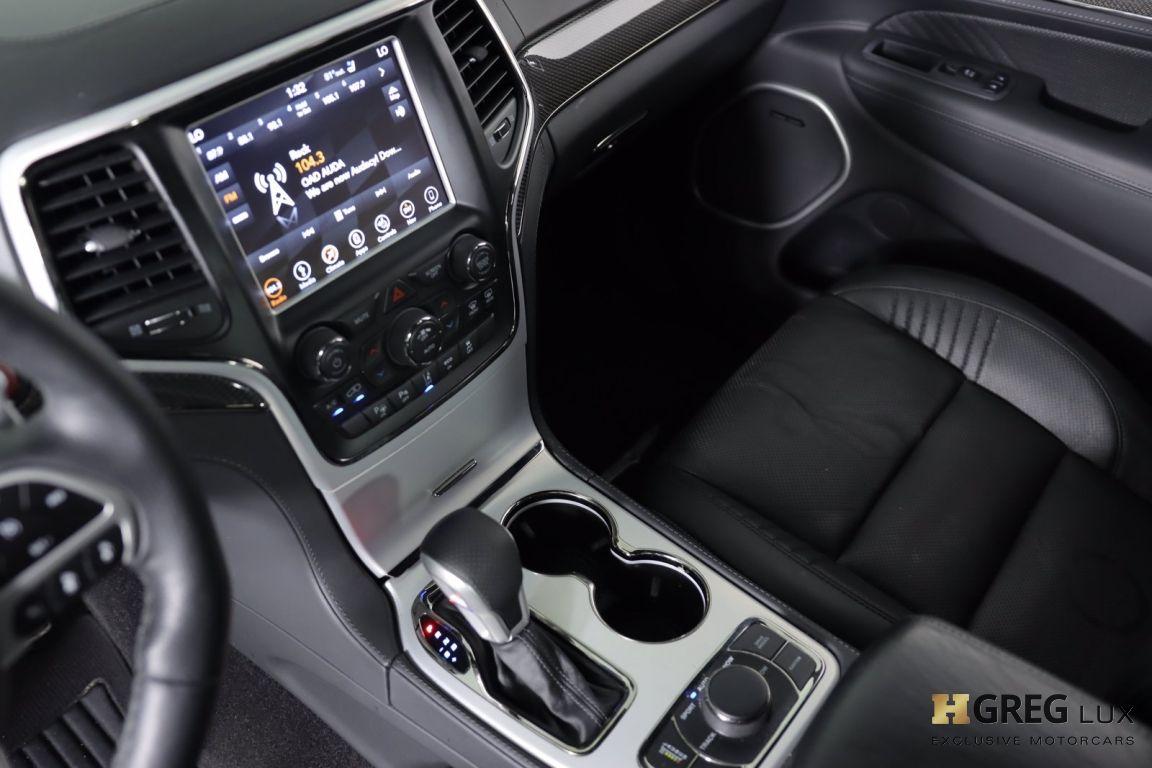2018 Jeep Grand Cherokee Trackhawk #42