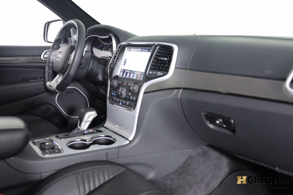 2018 Jeep Grand Cherokee Trackhawk #30