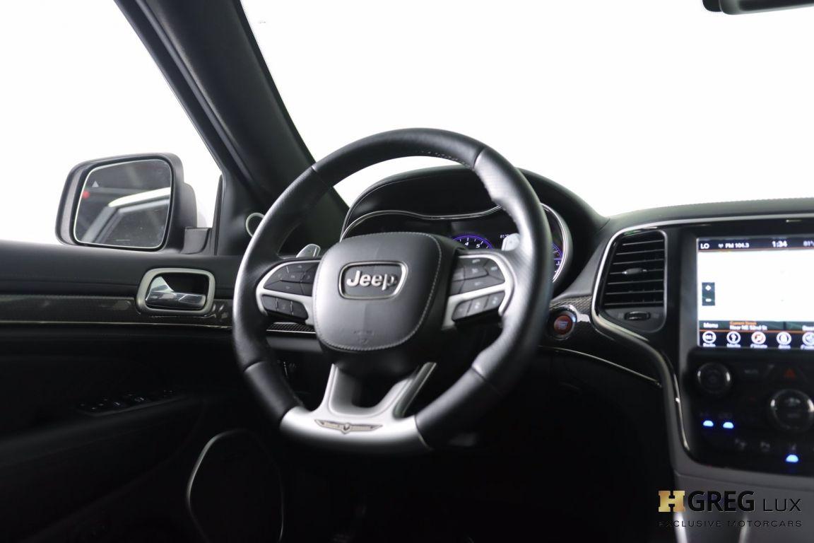 2018 Jeep Grand Cherokee Trackhawk #50