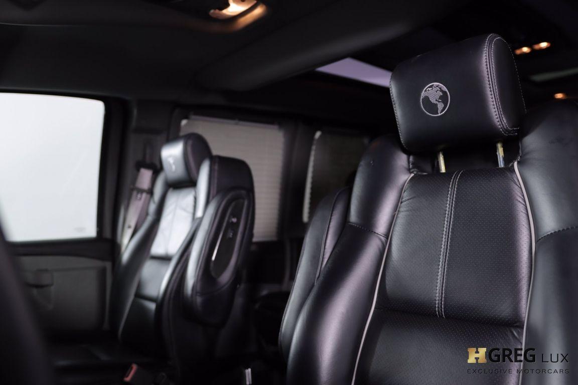2019 GMC Savana Cargo Van Work Van #2