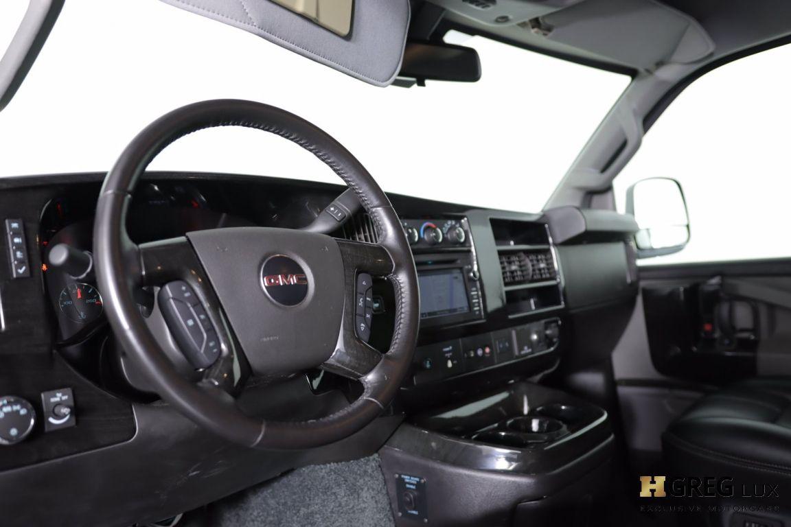 2019 GMC Savana Cargo Van Work Van #1