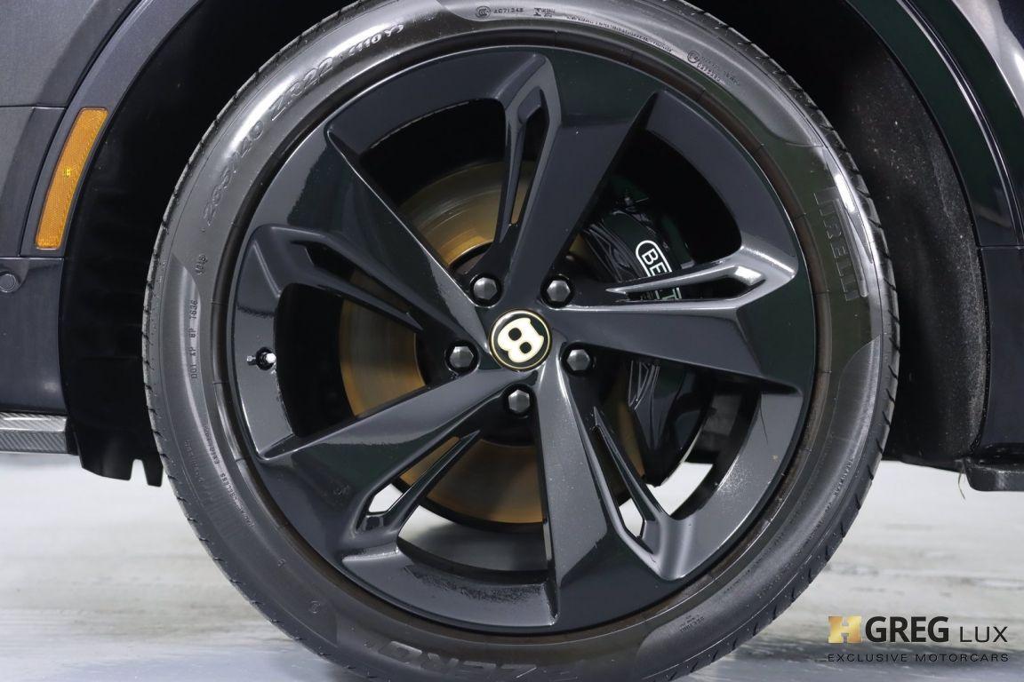 2019 Bentley Bentayga V8 #23