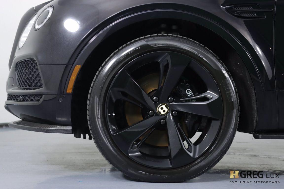 2019 Bentley Bentayga V8 #22