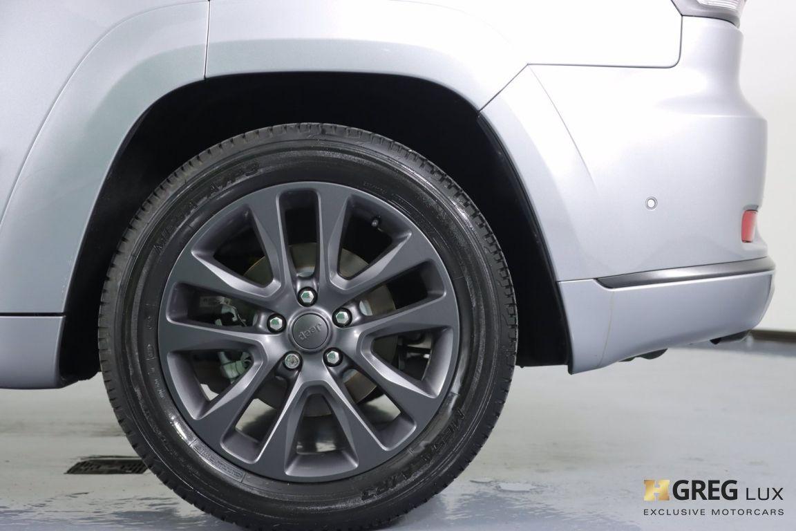 2018 Jeep Grand Cherokee High Altitude #25