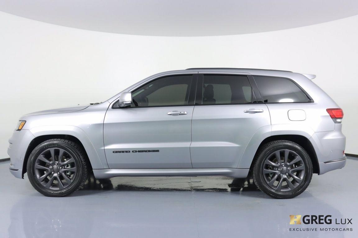2018 Jeep Grand Cherokee High Altitude #22