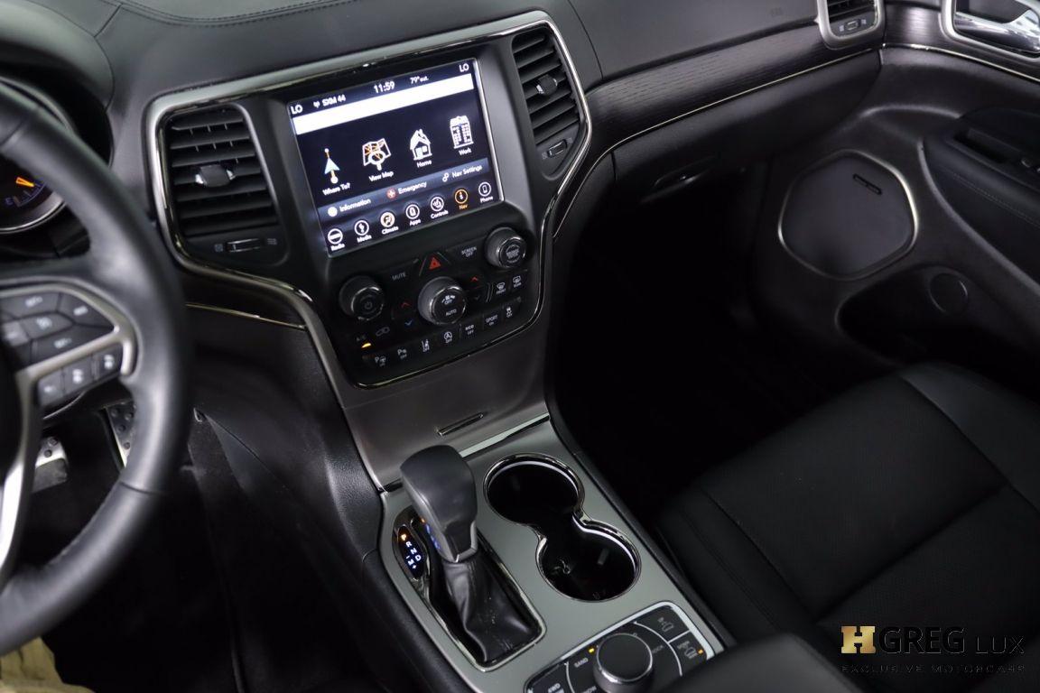 2018 Jeep Grand Cherokee High Altitude #39