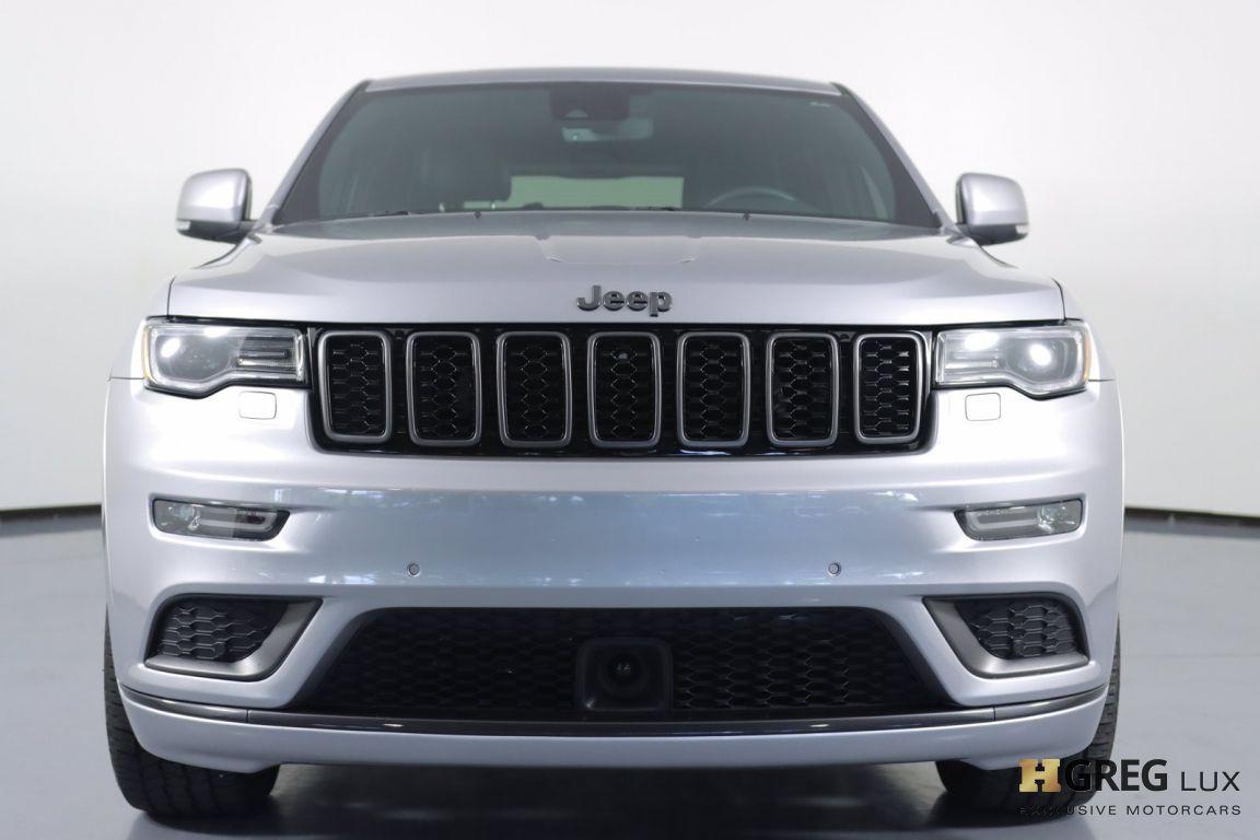 2018 Jeep Grand Cherokee High Altitude #3
