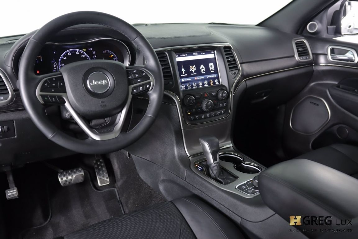 2018 Jeep Grand Cherokee High Altitude #1