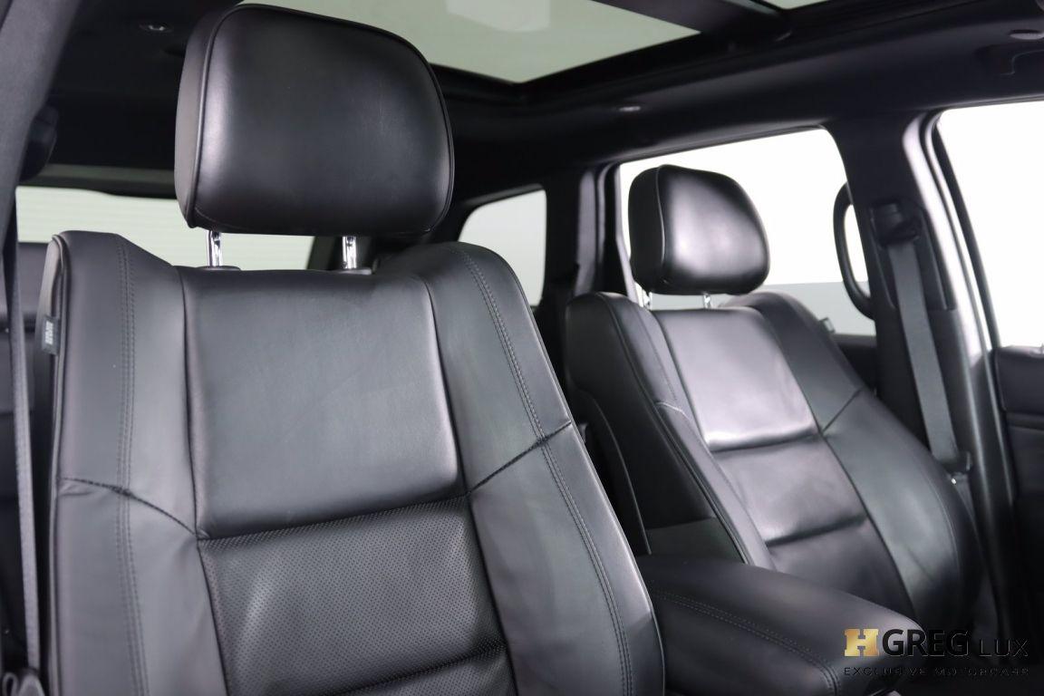 2018 Jeep Grand Cherokee High Altitude #33