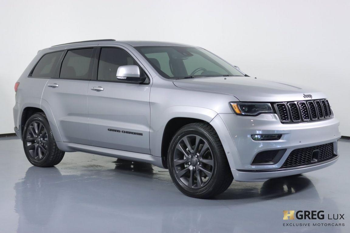 2018 Jeep Grand Cherokee High Altitude #9