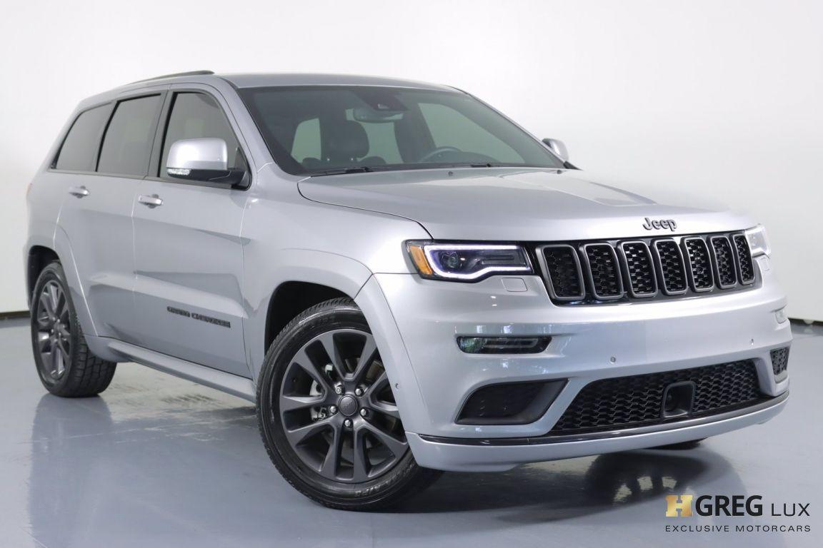 2018 Jeep Grand Cherokee High Altitude #0