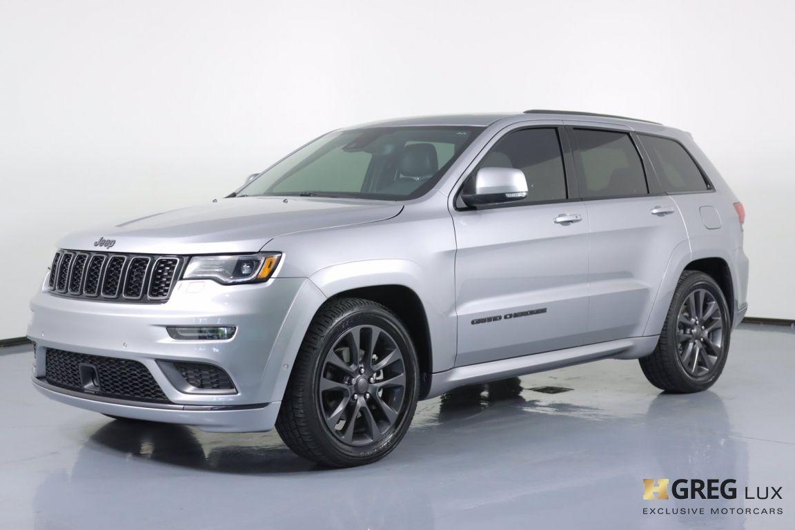 2018 Jeep Grand Cherokee High Altitude #27