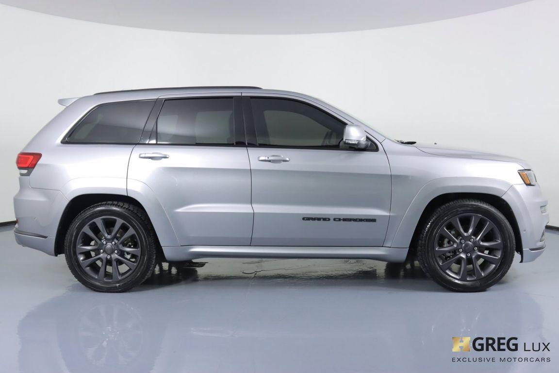 2018 Jeep Grand Cherokee High Altitude #11