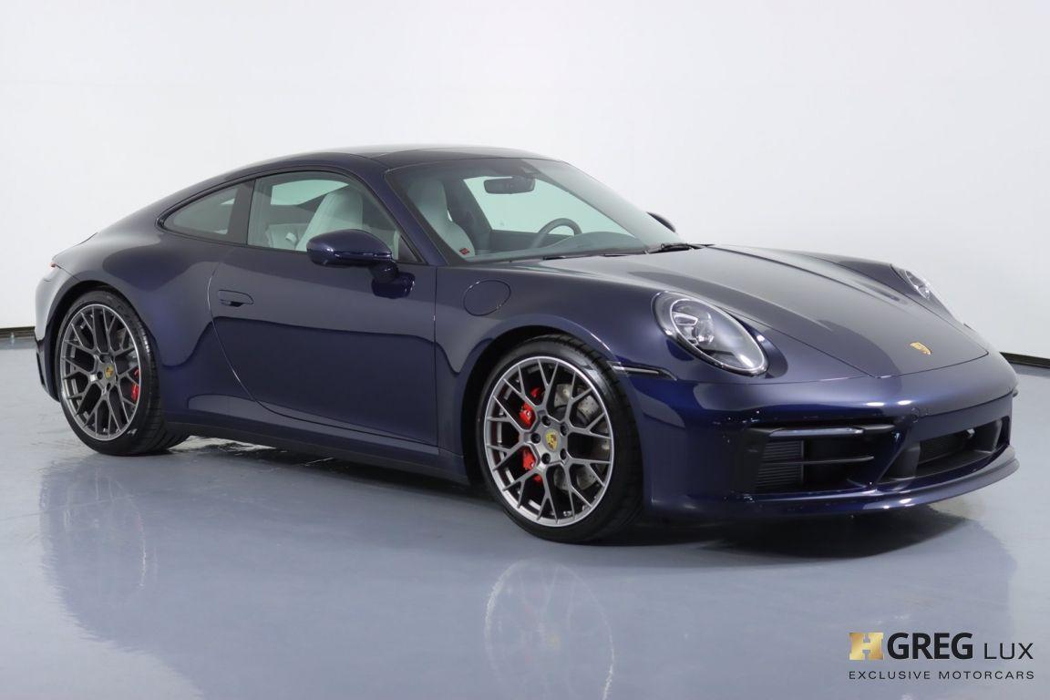 2021 Porsche 911 Carrera S #10
