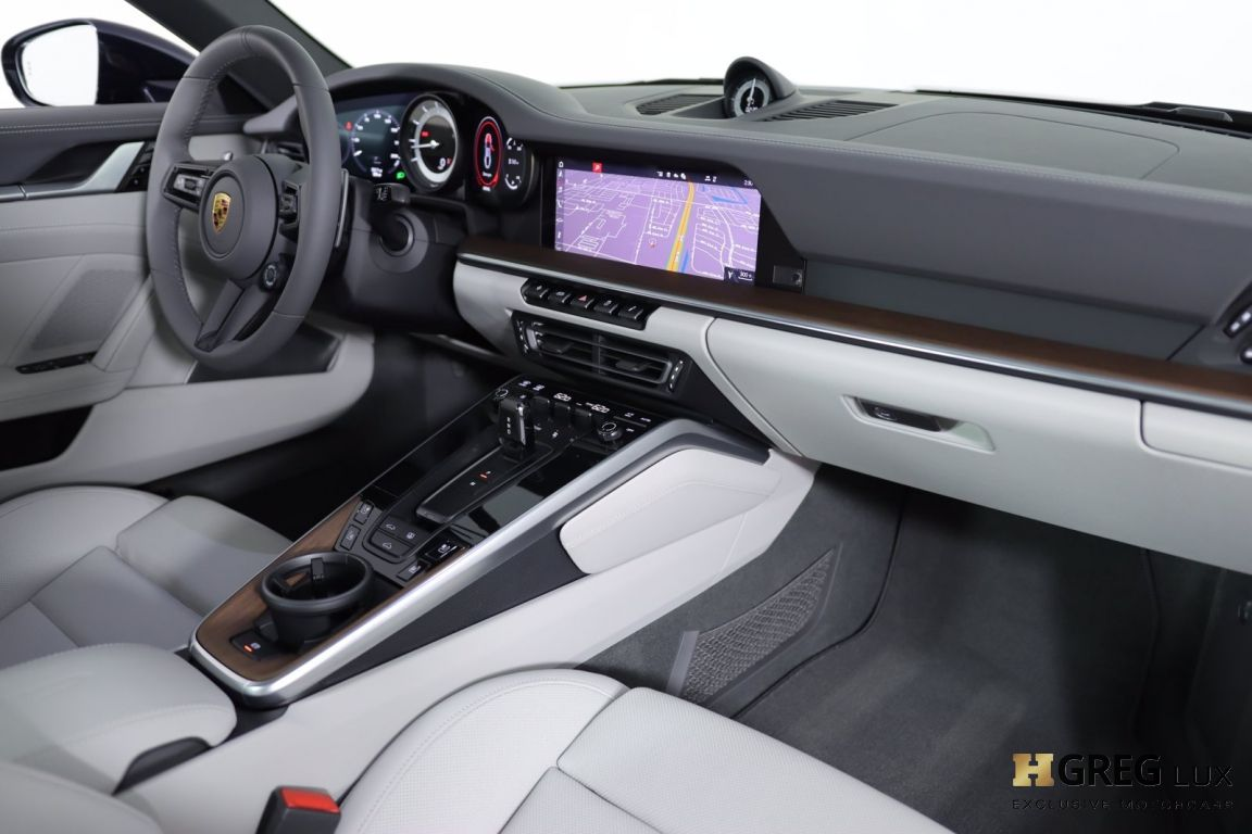 2021 Porsche 911 Carrera S #58