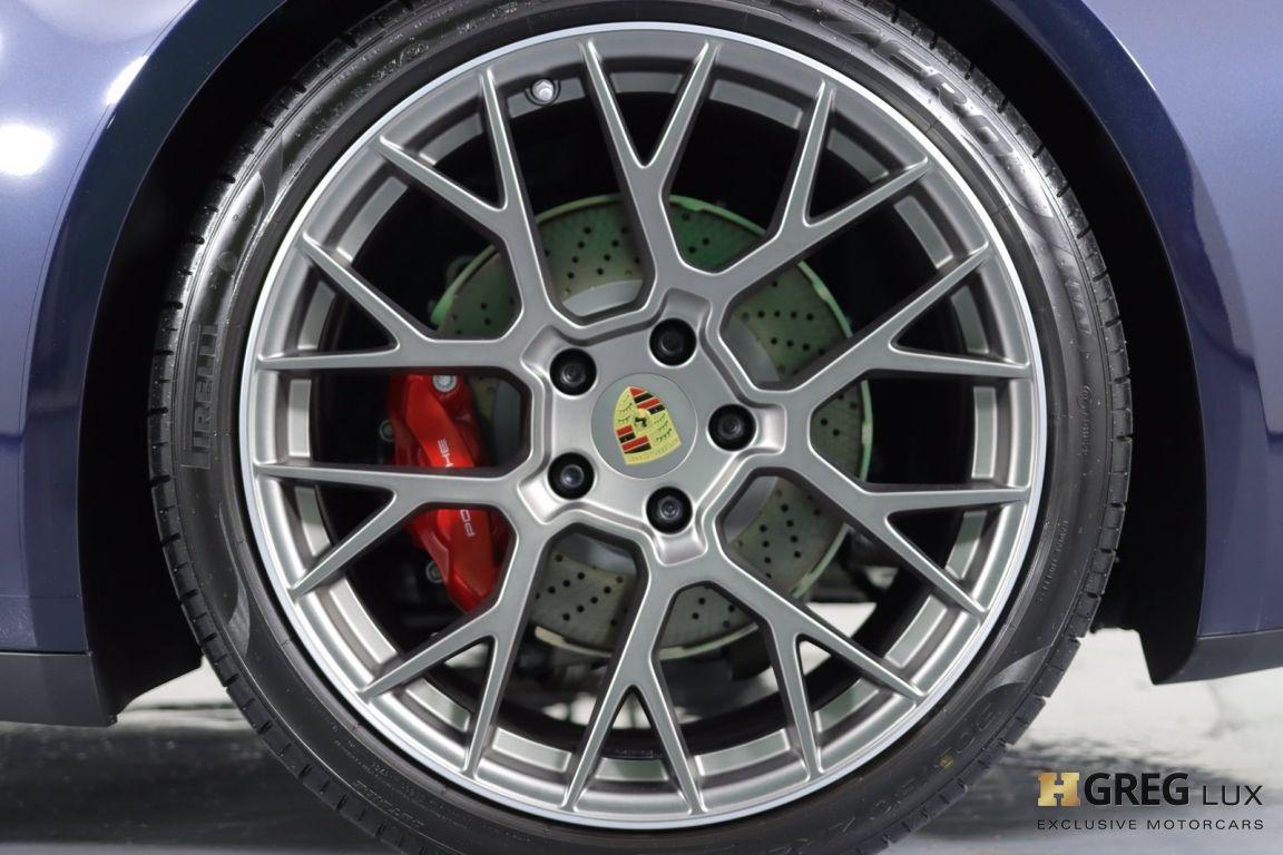 2021 Porsche 911 Carrera S #29