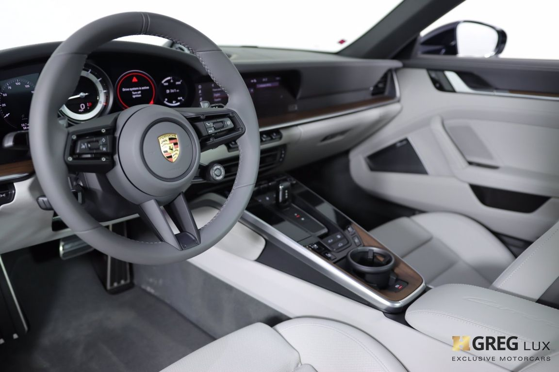 2021 Porsche 911 Carrera S #1