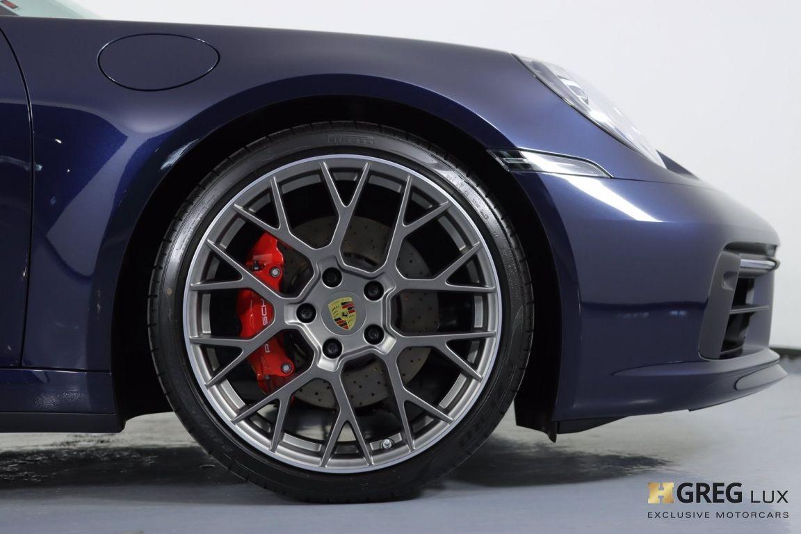 2021 Porsche 911 Carrera S #12