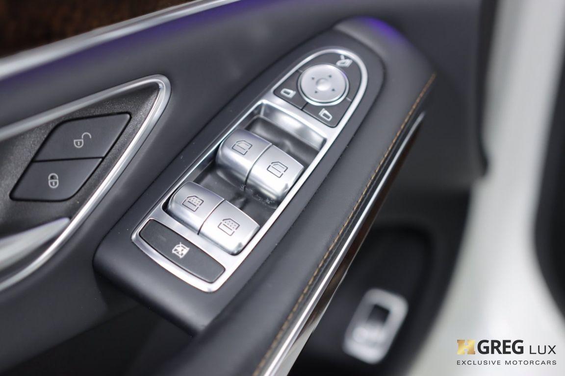 2018 Mercedes Benz S Class S 560 #38