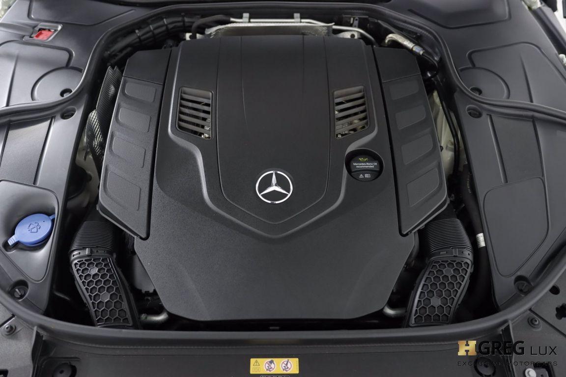 2018 Mercedes Benz S Class S 560 #56