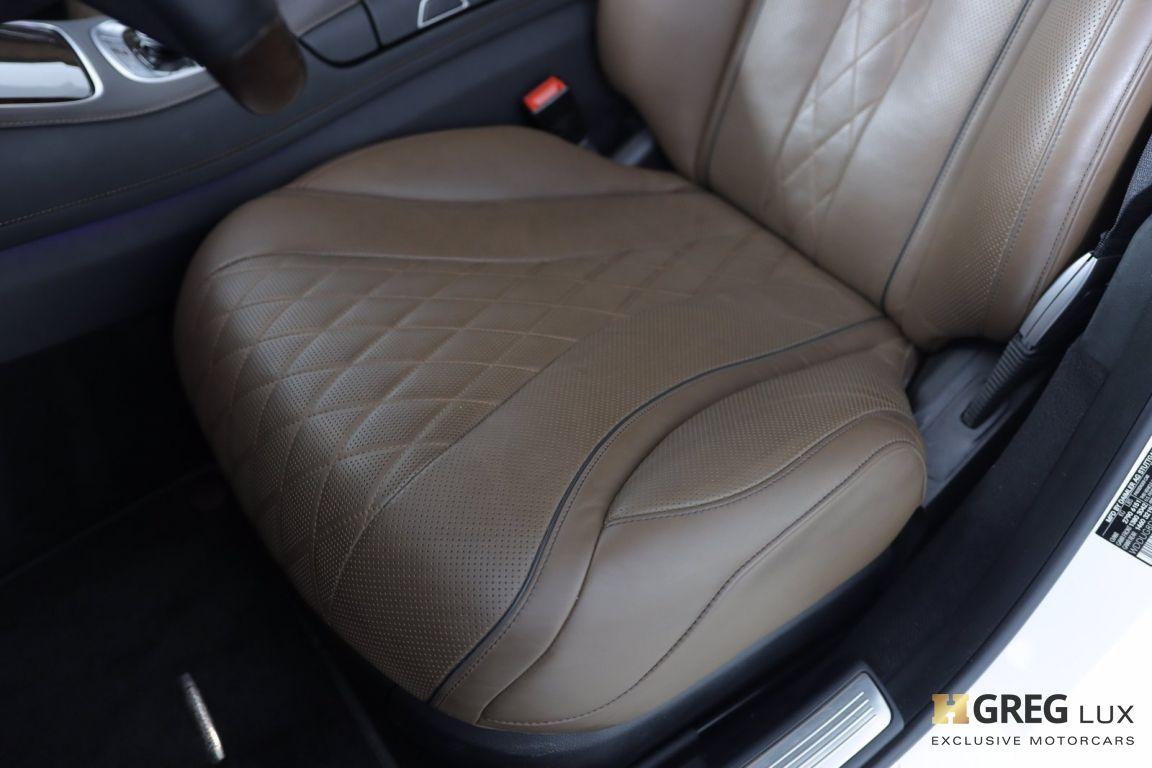 2018 Mercedes Benz S Class S 560 #30