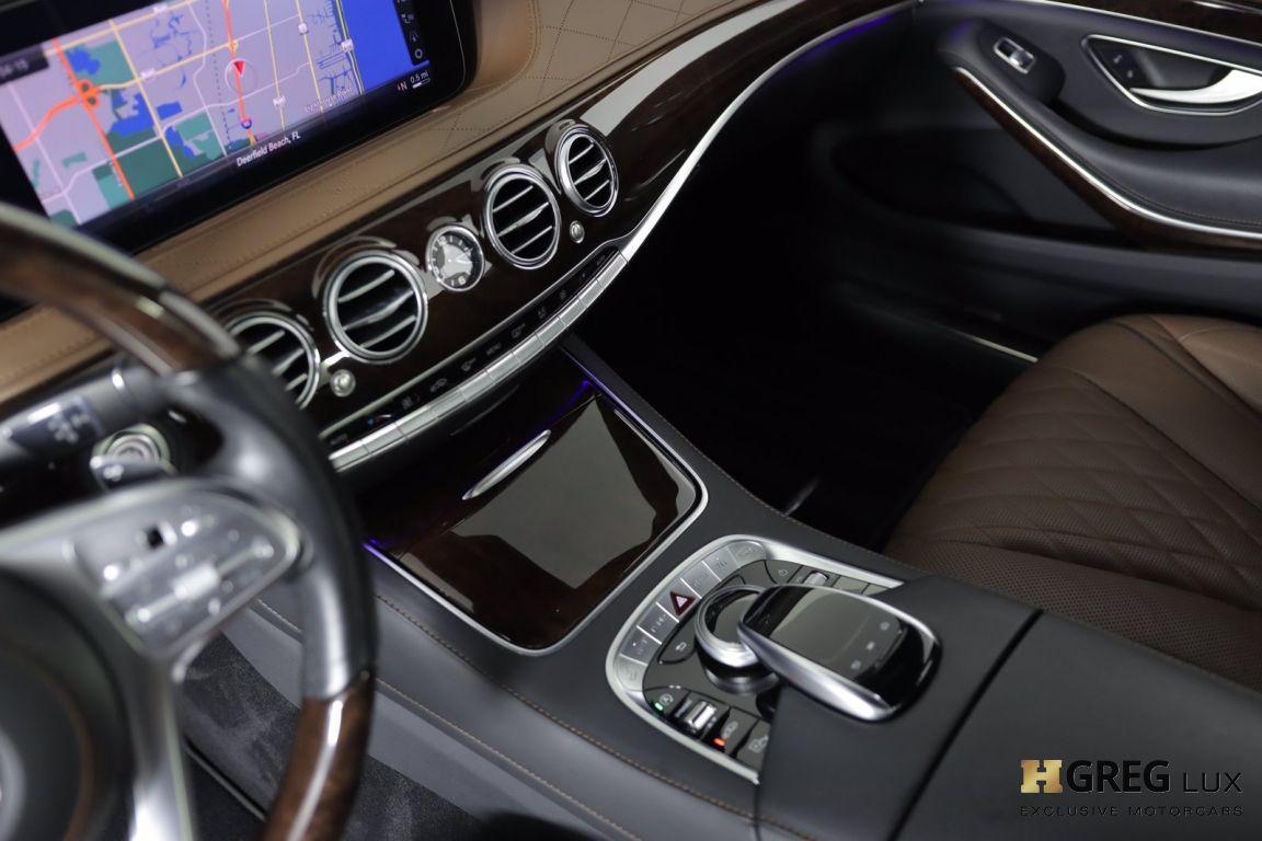 2018 Mercedes Benz S Class S 560 #41