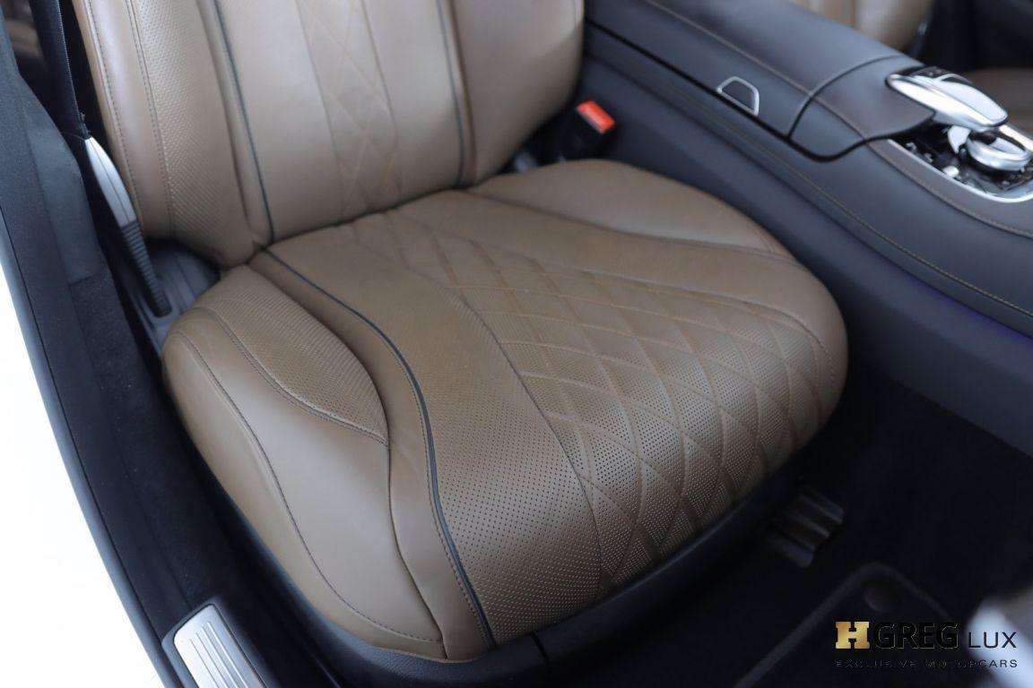 2018 Mercedes Benz S Class S 560 #34