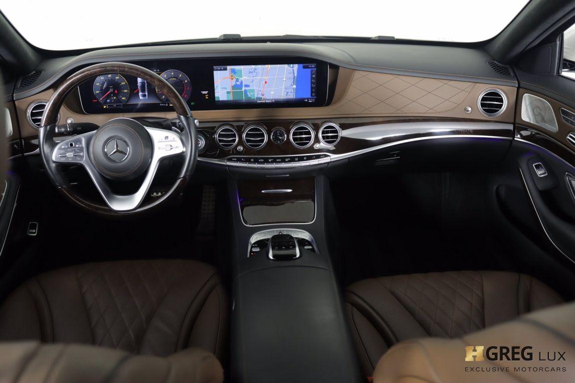 2018 Mercedes Benz S Class S 560 #54