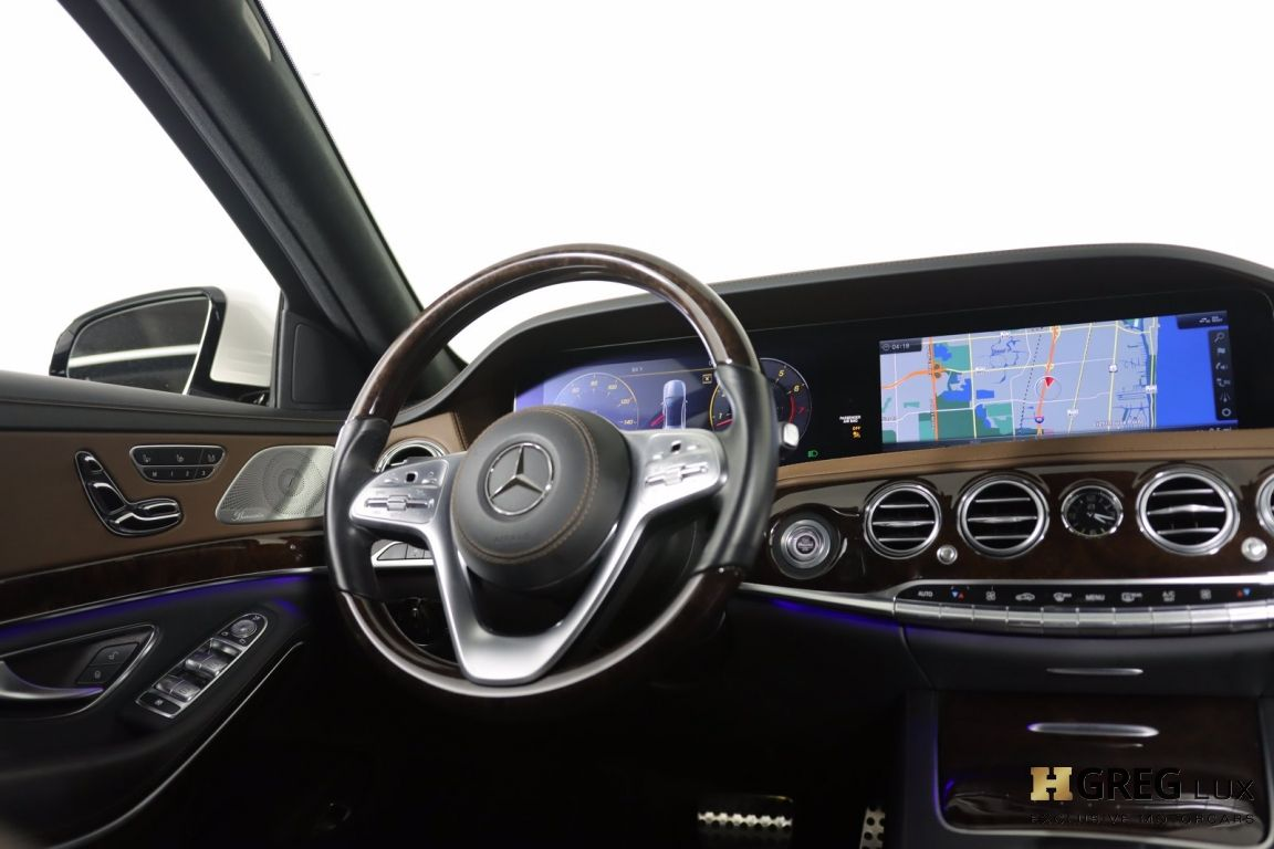 2018 Mercedes Benz S Class S 560 #49