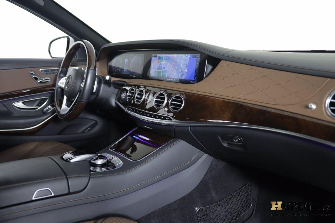 2018 Mercedes Benz S Class S 560 #29